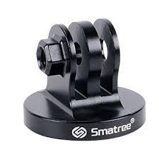 Smatree <b>Aluminum</b> Tripod Mount <b>Adapter</b> Compatible for <b>GoPro</b>