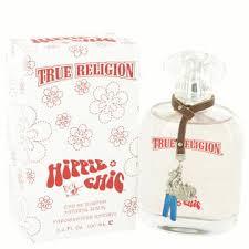 Eau De Parfum Spray 3.4 Oz <b>True Religion Hippie Chic</b> Perfume By ...