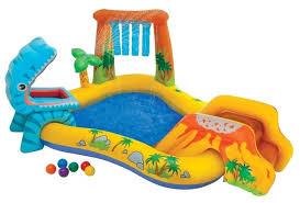 <b>Игровой центр Intex</b> Dinosaur Play Center 57444 vs Игровой ...