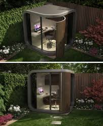 Prefab Flexible Office Plan  R