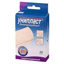 Купить <b>Пластырь Унипласт бактерицидный</b> амортизирующий ...