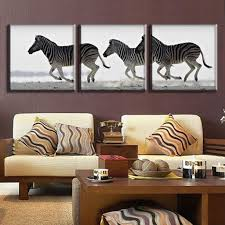 Zebra Living Room Decor Popular Zebra Living Room Set Buy Cheap Zebra Living Room Set Lots
