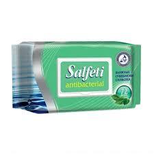 <b>Салфетки влажные антибактериальные</b> Salfeti (72 шт.) — купить ...