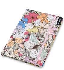 Блокнот <b>Art</b> West ''Тропические бабочки'' недатированный ...