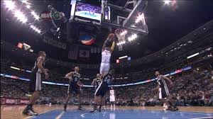 J.R. Smith dunk on Gary Neal - Spurs @ Nuggets 12/16/10 - YouTube