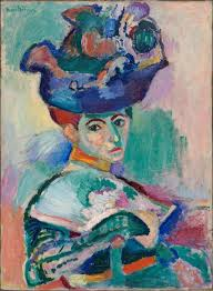 final exam art history dr at temple university image matisse w a hat for definition side of card