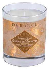 <b>Ароматическая свеча Perfumed Natural</b> Candle Hazelnut Spread ...
