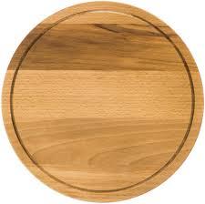 <b>Доска разделочная круглая</b> 30х30х1,8 см с канавкой по ...