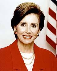 Nancy Pelosi AKA Nancy Patricia D'Alesandro - nancy-pelosi