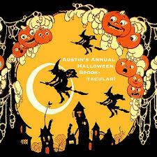 Austin's Annual Halloween Spook-tacular!