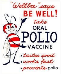 polio vaccine propaganda