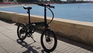 <b>FIIDO D4S</b> Folding Moped Electric Bike now for just $619.99