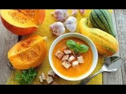 Потрясающий тыквенный суп! Готовить всем! Суп из тыквы ...