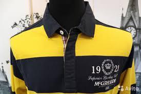 <b>Рубашка</b> поло <b>McGregor</b> Франция оригинал купить в Омской ...