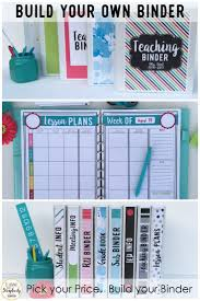 17 best ideas about teacher planner lesson plan are you overwhelmed all the teacher binder options are you looking for the perfect binder but can t it be you need some of its