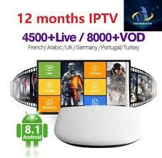<b>Q1304 IPTV</b> French <b>Arabic</b> Box Android With HKNOKETV <b>IPTV Arab</b> ...