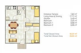International Trade of Metals S A   GalleryLow cost house   Plan