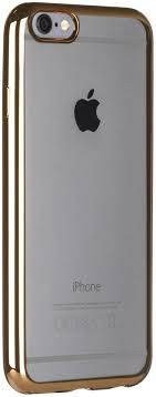 Клип-кейс <b>Ibox</b> Blaze для <b>Apple</b> iPhone 6/6S golden — купить по ...