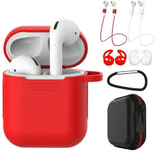 Headphone Storage Case Silicone Protective Cover 7 Sets <b>Suitable</b> ...