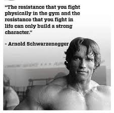 Quotes Fans Arnold Schwarzenegger Quotes About Lifting
