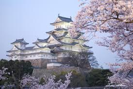 「姫路城 桜」の画像検索結果