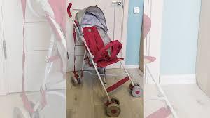 Коляска прогулочная <b>Happy Baby Twiggy Red</b> купить в Москве ...