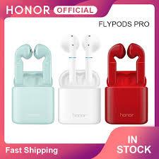 Online Shop Original <b>Huawei Honor</b> FlyPods Pro <b>TWS</b> Wireless ...