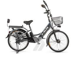 Электровелосипед <b>Green City e</b>-<b>ALFA</b> - цена - купить в ...