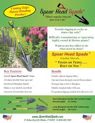tweet and win gkh spear head spade garden shovel gardening spear head spade flyers 12 26 13