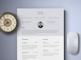 classy resume template design resources classy resume template
