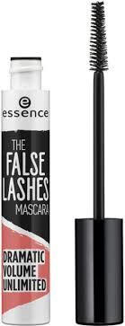 <b>Essence The False Lashes</b> Mascara Dramatic Volume Unlimited ...