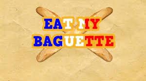 Steam Workshop::Sticker | <b>Eat My Baguette</b>