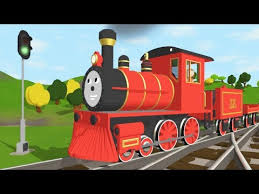 The Alphabet Adventure With Alice and Shawn the Train - FULL ...