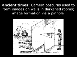 history of photography presentation history of photography  ancient