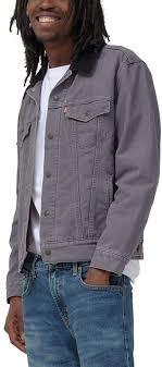 <b>Levi's</b> mens <b>Lined Trucker</b> Jackets: Amazon.ca: Clothing ...