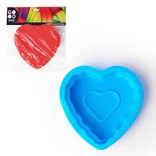 """GOOD SALE DC181 <b>Форма для пирога</b> """"Сердце"""" купить в ..."""