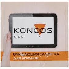 Характеристики <b>Салфетки Konoos KTS</b>-<b>30</b>: подробное описание ...