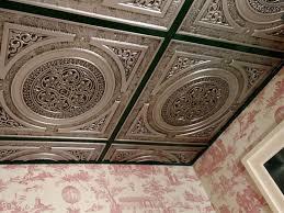 sagging tin ceiling tiles bathroom: bathroom ceiling tile design ideas for stunning decor
