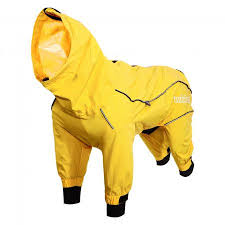 <b>Комбинезон Для Собак Rukka</b> Protect Overall 2.0 35См Желтый ...