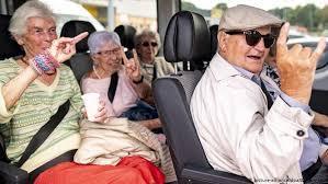 Local senior citizens <b>rock</b> out at Wacken Open Air <b>heavy metal</b> festival