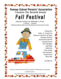 best images of printable fall festival flyer templates fall festival flyer templates