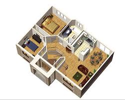Simple Split Level Home Plan   PM   st Floor Master Suite    Floor Plan