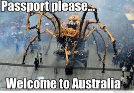 Australia is the worst - MyLesPaul.com via Relatably.com