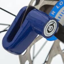 <b>Anti theft</b> Disk Disc Brake Rotor Lock For Scooter <b>Bike Bicycle</b> ...