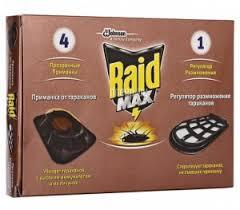 Купить <b>SC Johnson</b> Raid Макс 22465 по низкой цене в Москве ...