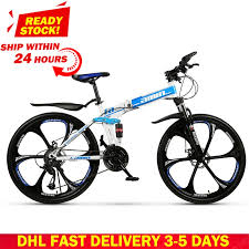 <b>DHL Fast Delivery Bicycle</b> 30 Variable Speed Mountain Bike Tire ...