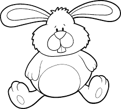 Small Picture Easter Bunny Coloring Pages Only Easterbunnycoloringpages adult