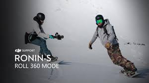 How to <b>Rotate</b> the Ronin-S <b>360 Degrees</b> - YouTube