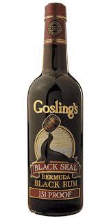 Gosling's Black <b>Seal</b> 151 Proof - Get <b>Free Shipping</b>