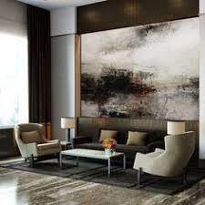 <b>Large Original Abstract Oil</b> Painting,Original Large Brown Painting ...